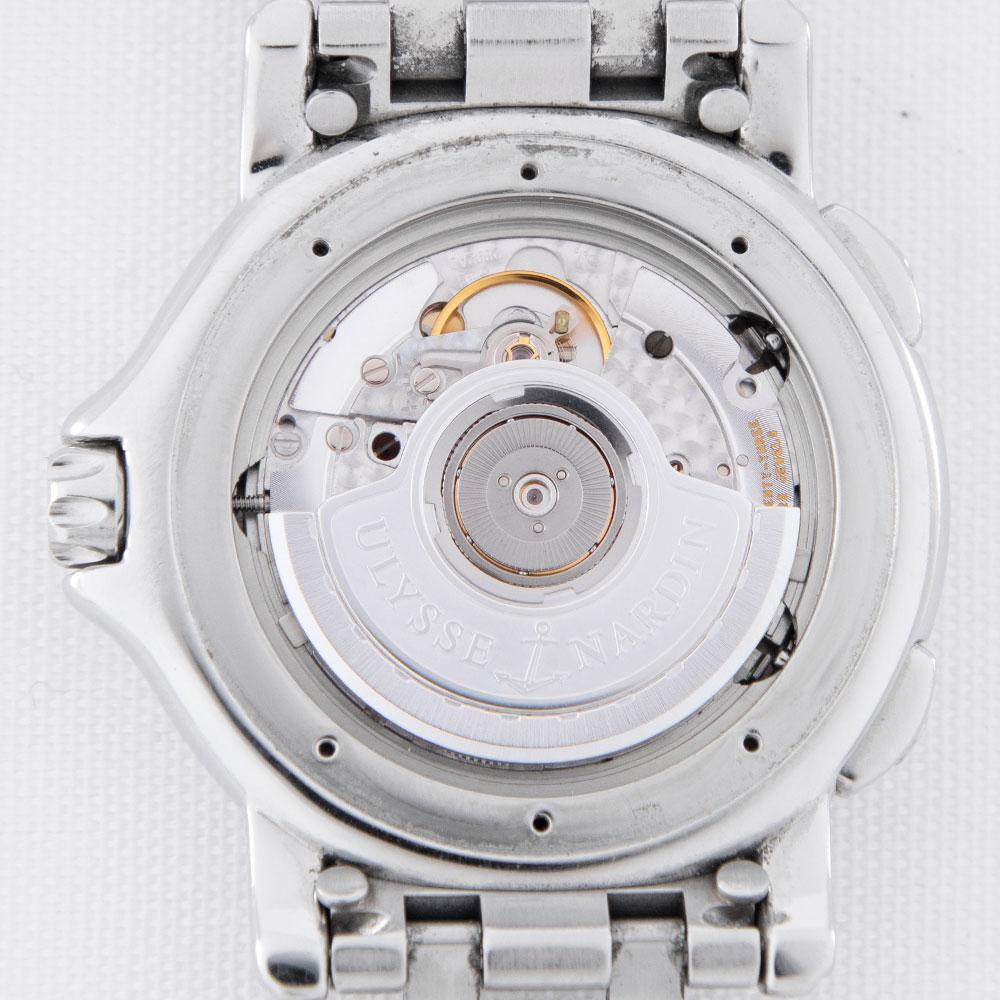 ユリスナルダンサンマルコ GMT ビッグデイト223-88-7/383