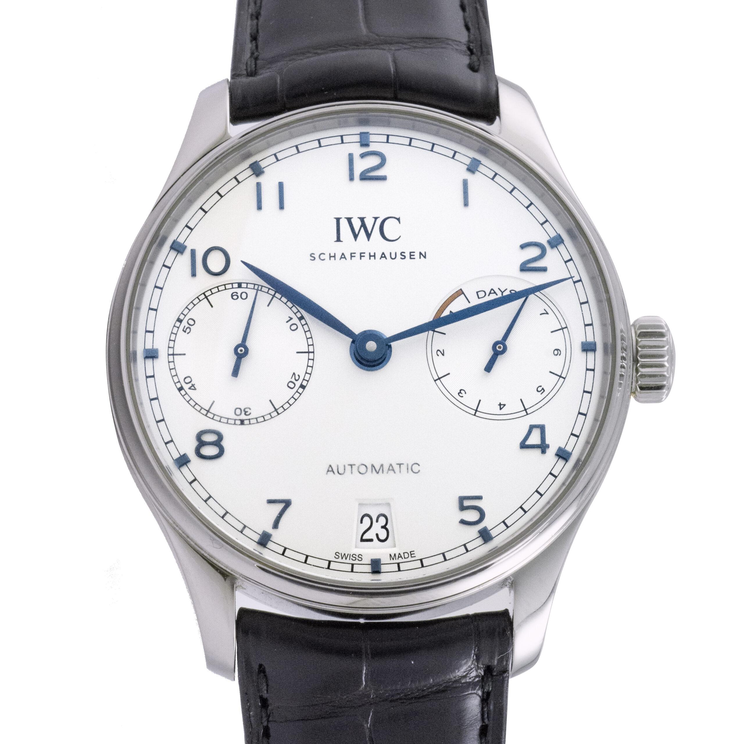 IWCポルトギーゼIW500705