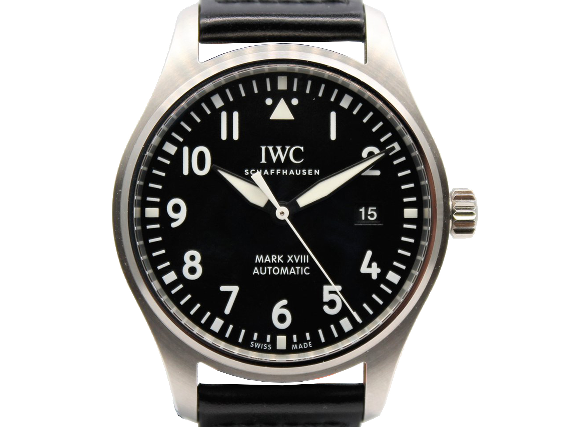 IWC マークXVIIIIW327001
