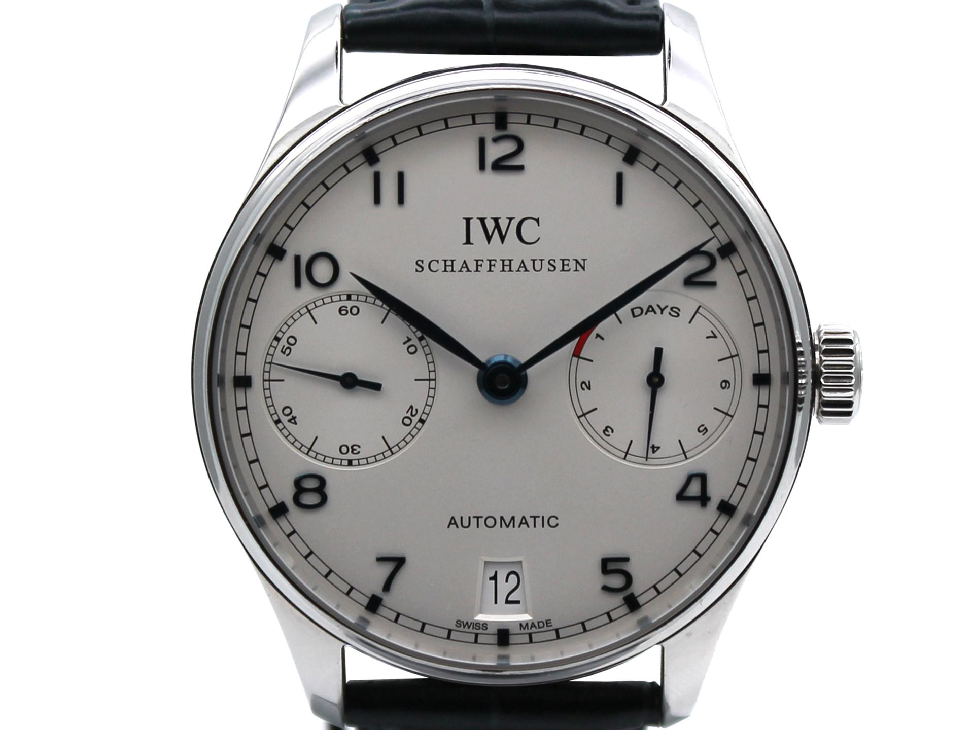 IWCポルトギーゼIW500107