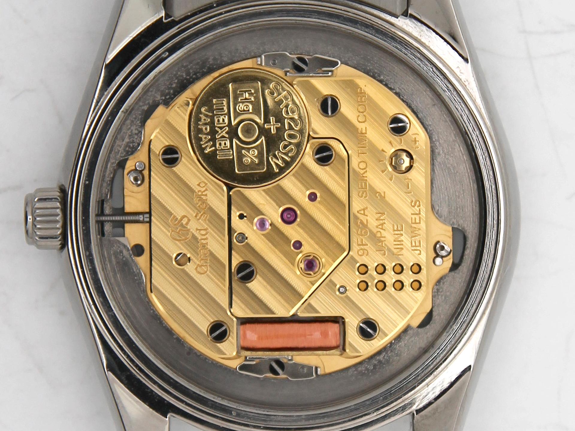 the best attitude c0f6b a1619 グランドセイコー SBGX067 | ブランド時計のムーブメント ...