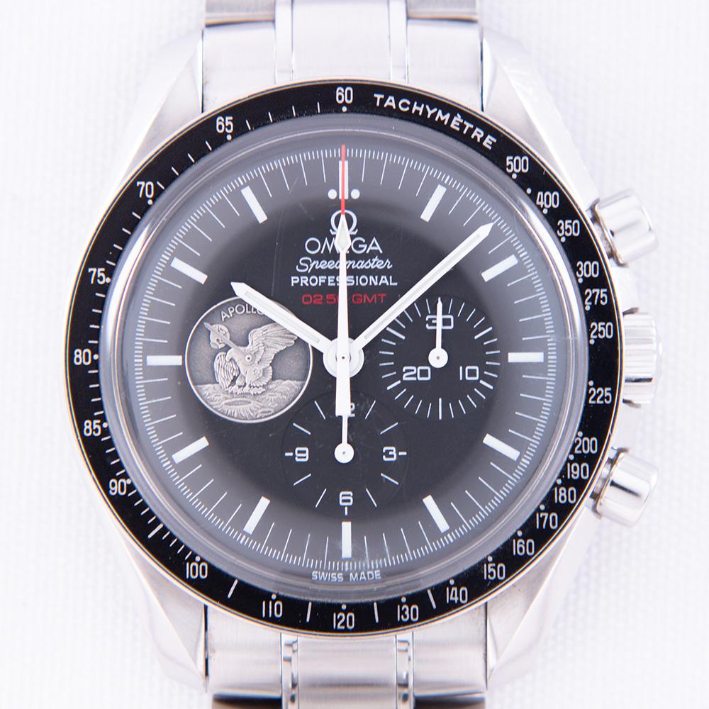 オメガスピードマスタープロフェッショナル アポロ11号月着陸40周年記念モデル311.30.42.30.01.002