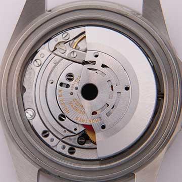 ロレックスGMTマスターⅡ ブラック16710