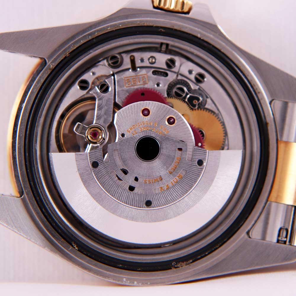 ロレックスGMTマスターⅡ16713