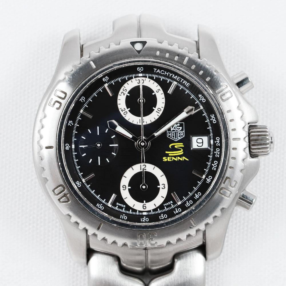 タグホイヤーリンククロノ セナモデルCT5114.BA0550