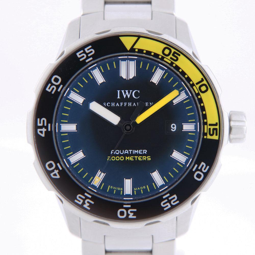 IWCアクアタイマーIW356801